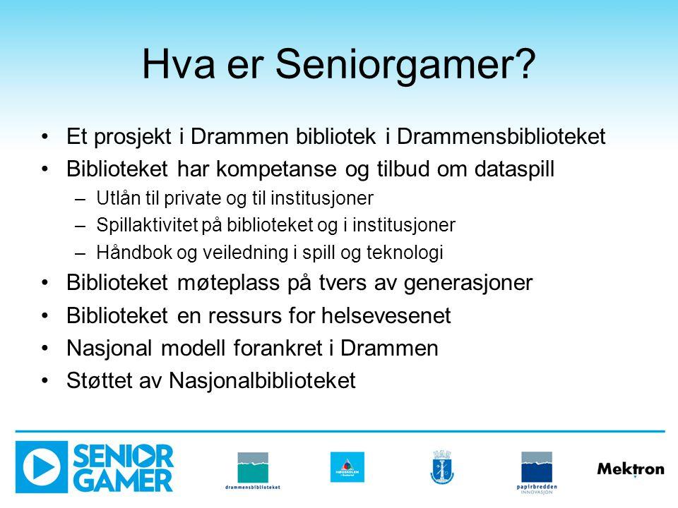 Gamere i Drammen