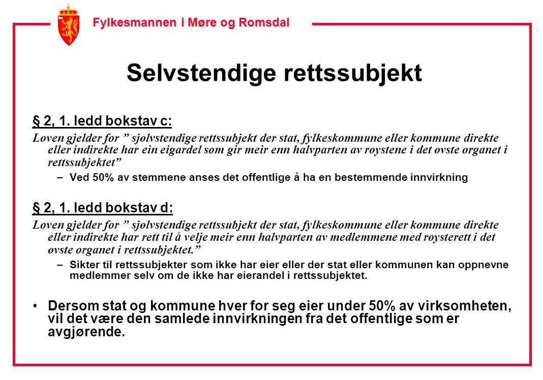 Fylkesmannen i Møre og Romsdal Fylkesmannen i Møre og Romsdal § 3 - hovedregel Saksdokument, journalar og liknande register for organet er opne for innsyn dersom ikkje anna følgjer av lov eller forskrift med heimel i lov.