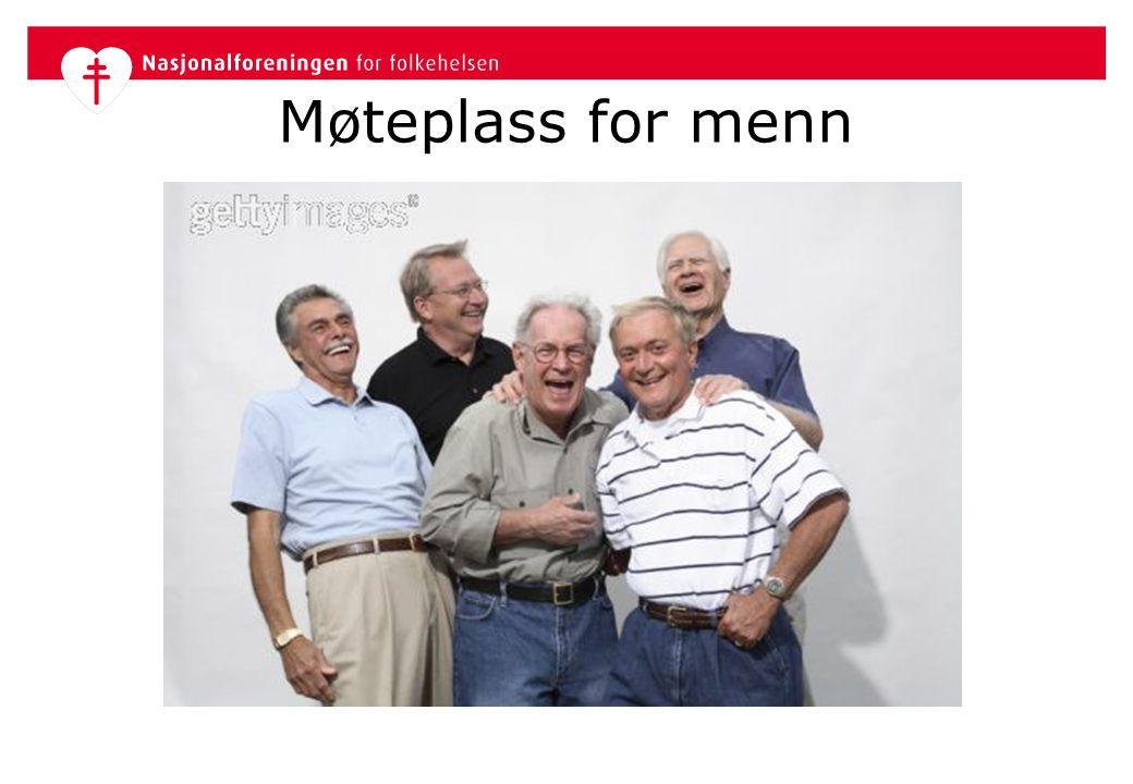 Møteplass for menn