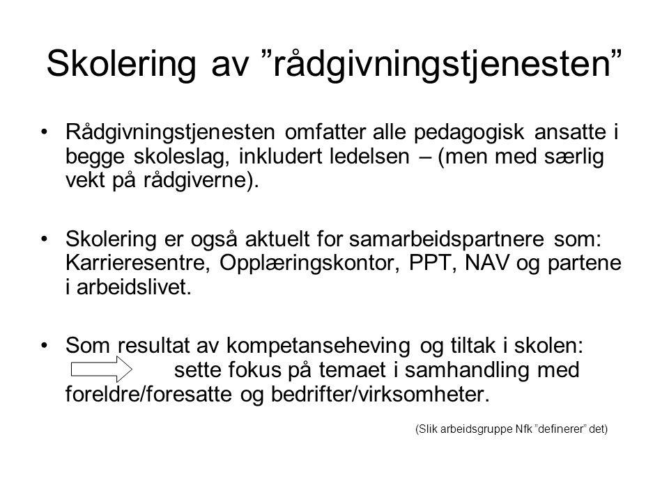 Hjem Barnehage Barneskole Mellomtrinn Ungdomstrinn Vgo.