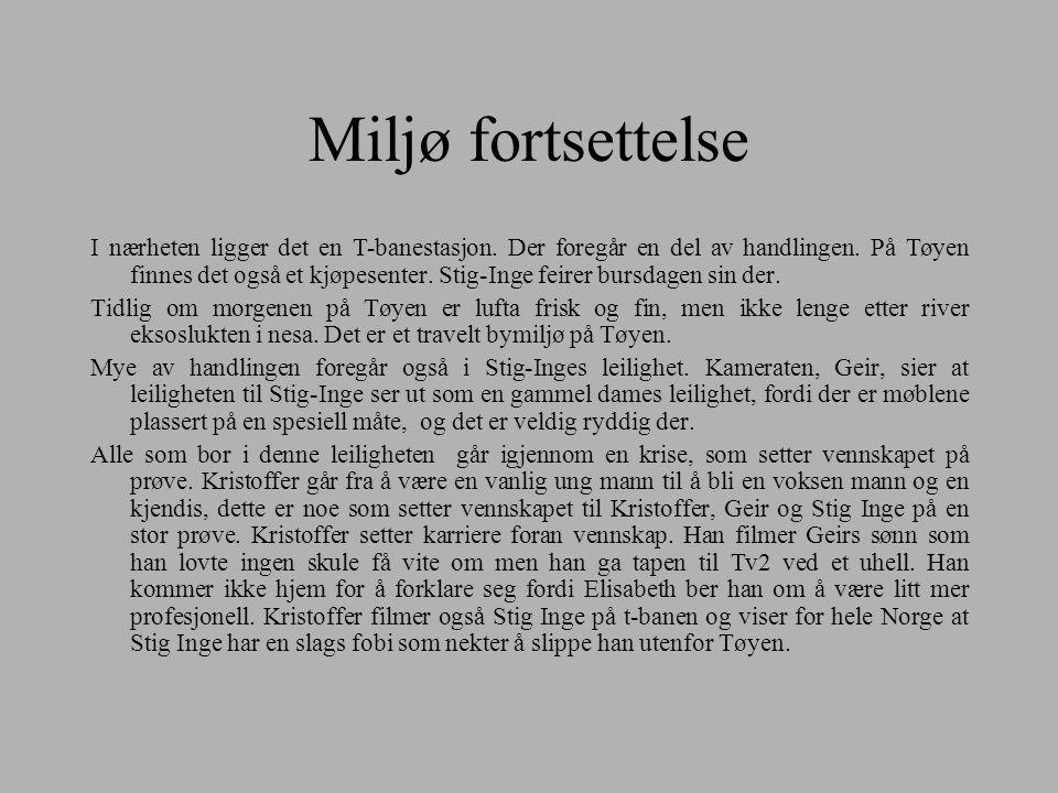 Laget av: Martin Marius Dag Sigurd Thor