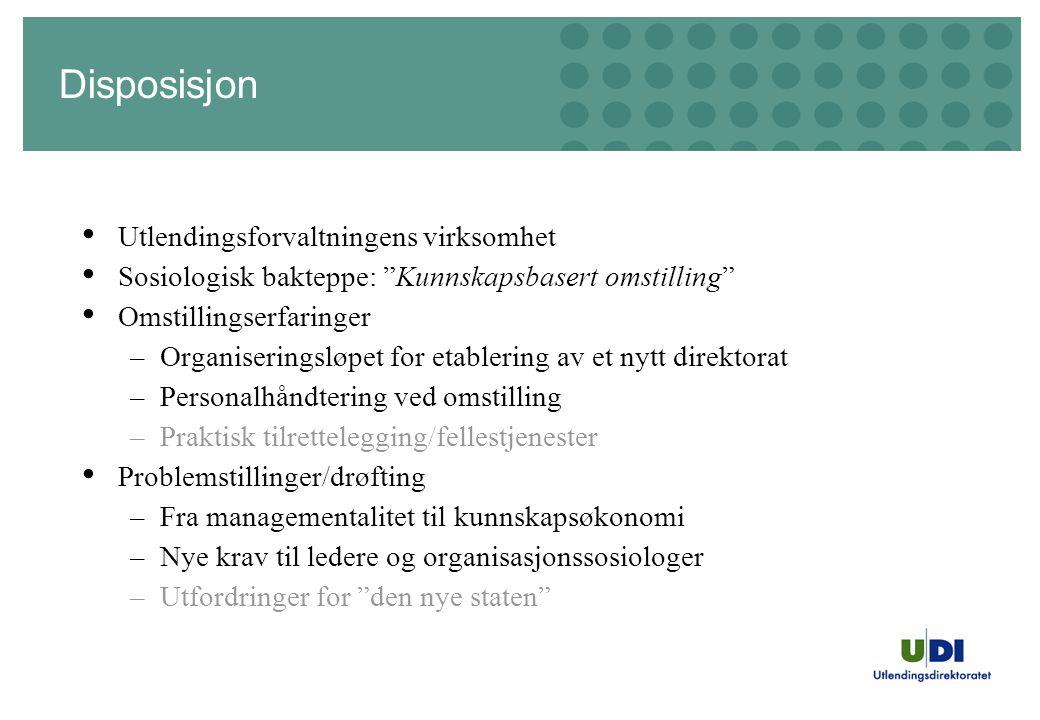 Utlendingsforvaltningen Kommuner Inkludering Mangfold 290' 60' 550' Migrasjon Regulering 175 milloner http://www.nyinorge.no/