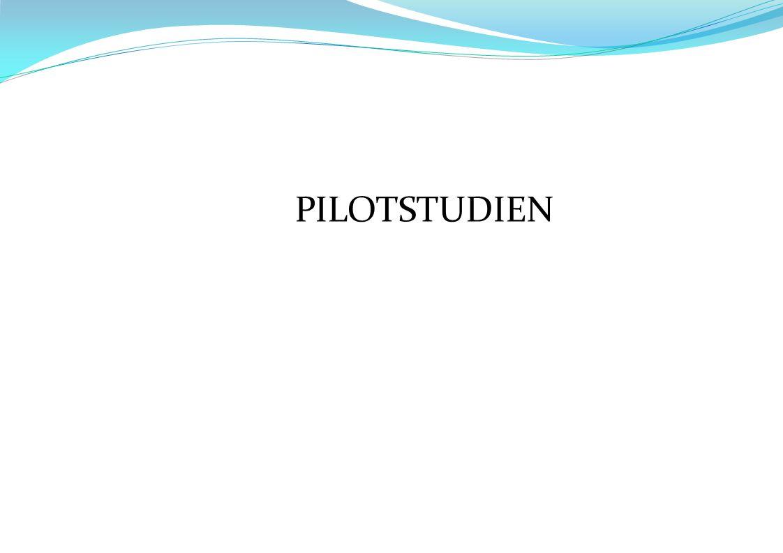 PILOTSTUDIEN