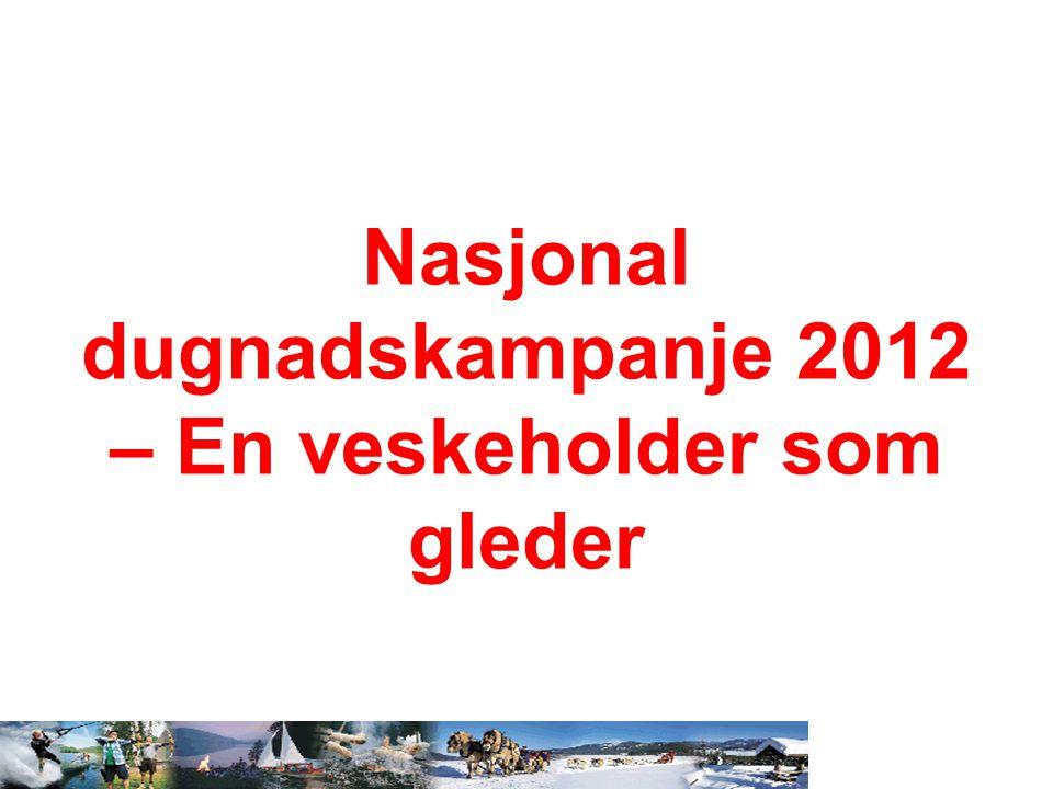 Nasjonal dugnadskampanje 2012 – En veskeholder som gleder