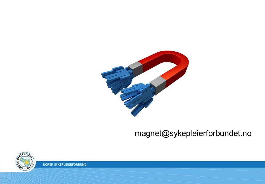 magnet@sykepleierforbundet.no
