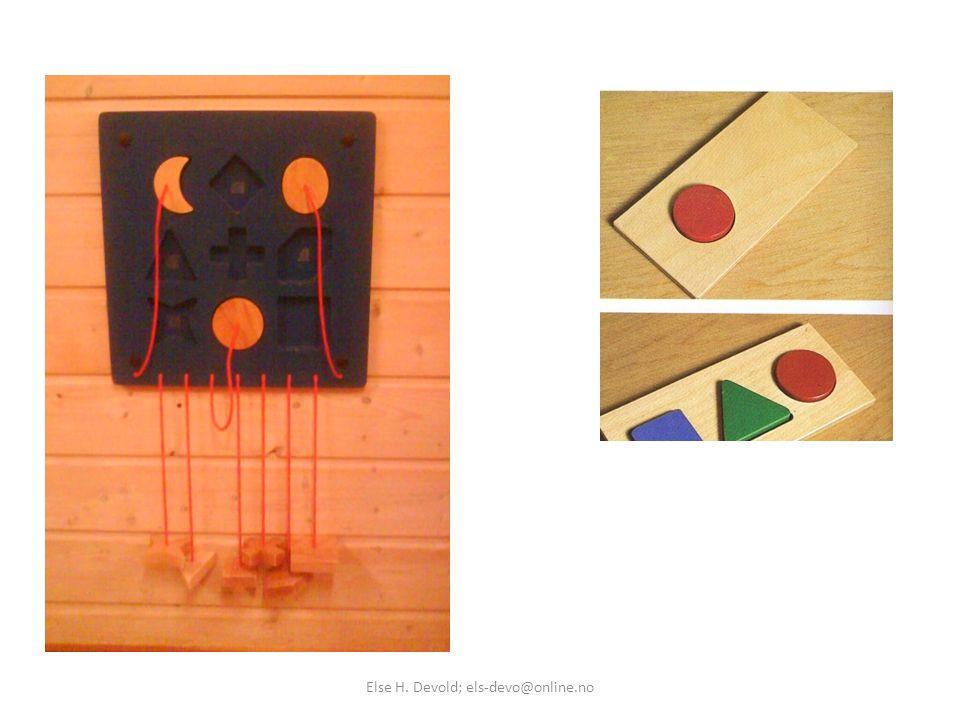 Skape geometri • Små barn skal i stor grad få bygge, tegne, male og utfolde seg i frihet.