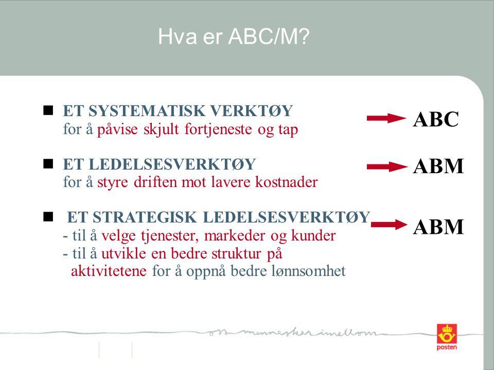 Hva er ABC/M.