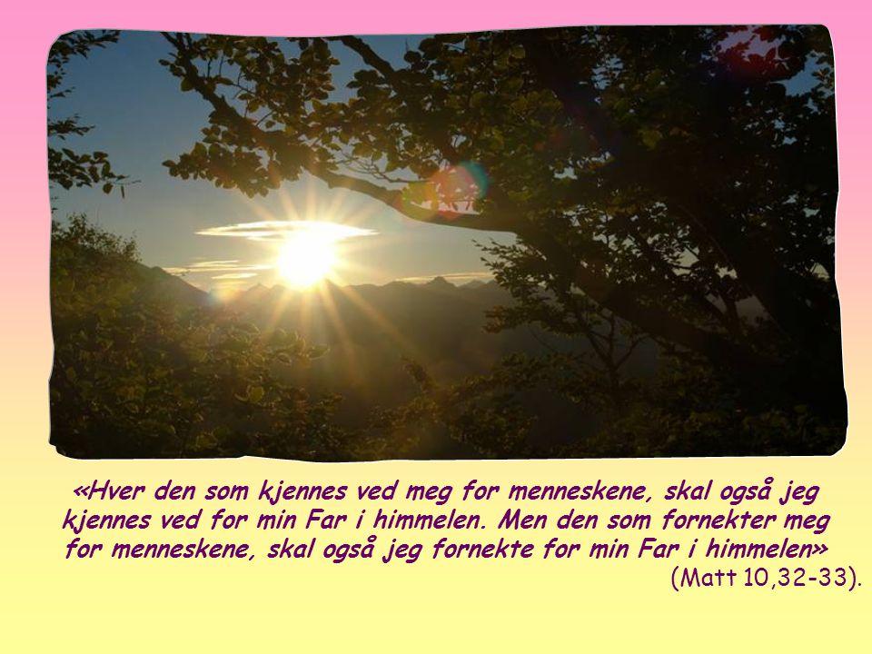 Fra ord til liv Fra ord til liv August 2012 August 2012