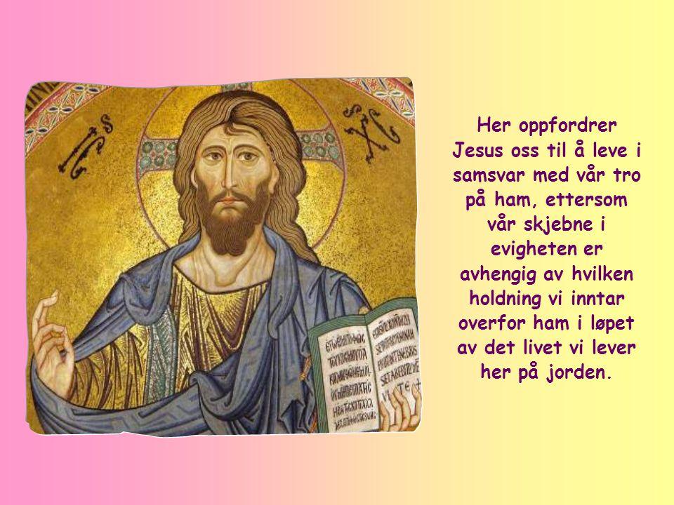 Dette er et ord til stor trøst og oppmuntring for alle oss kristne.
