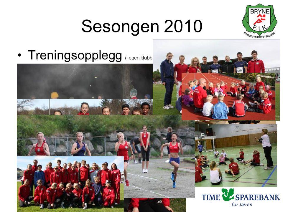 Organisering av treningene SPRINT OG KASTGRUPPE Sprint og kastgruppa er et tilbud til utøvere fra 15 år som ønsker å satse på friidrett.