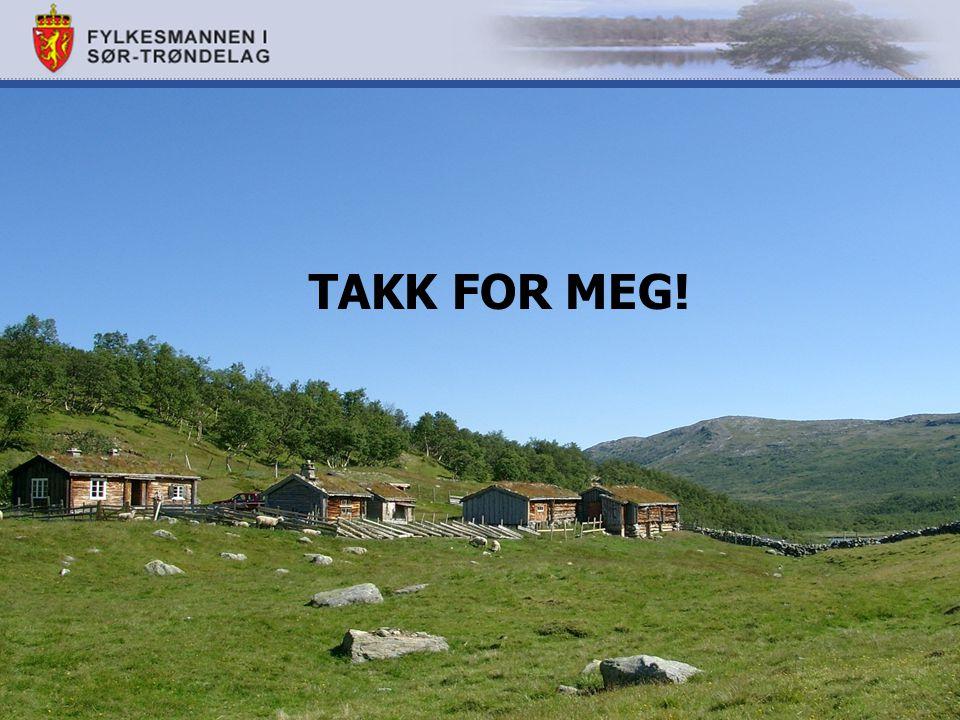 TAKK FOR MEG!