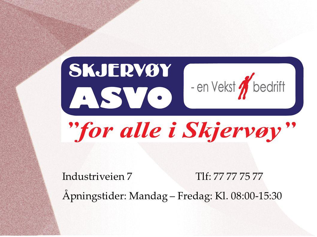 Åpen dag 2013 Tirsdag 29.oktober Kl. 08:00 – 20:00 Tilbud: 40 liter ved, kr.