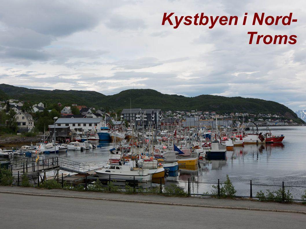 Kystbyen i Nord- Troms