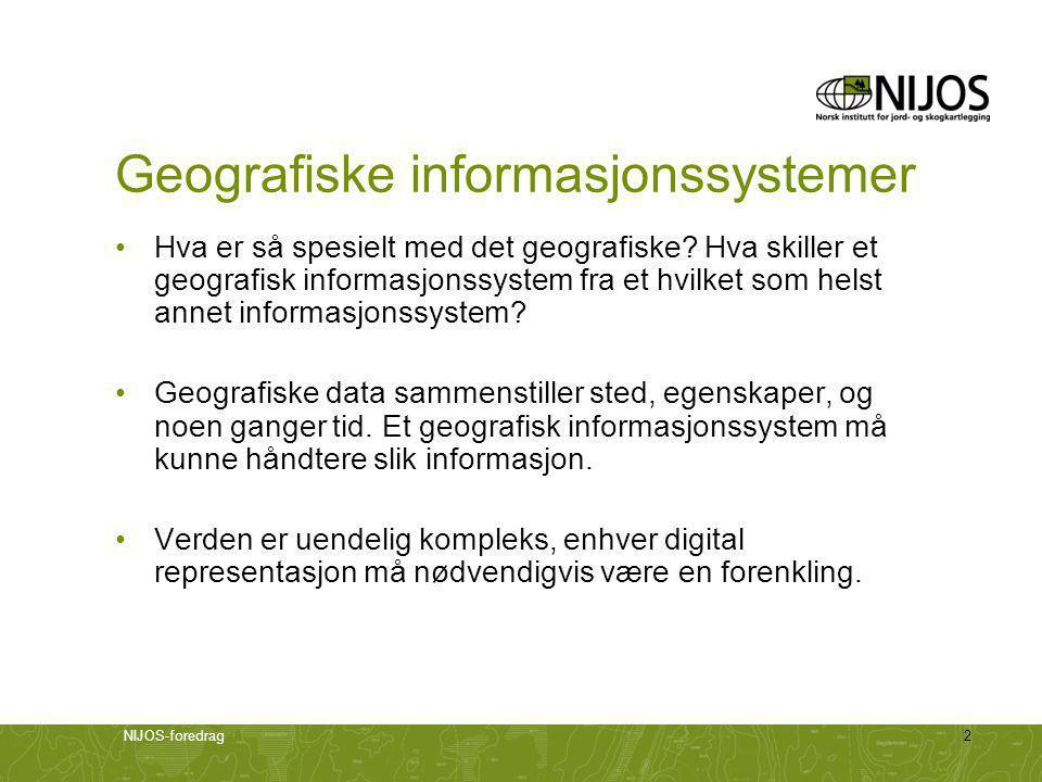 NIJOS-foredrag23 Du kan velge blant flere tema i Gårdskart på nett http://www.nijos.no