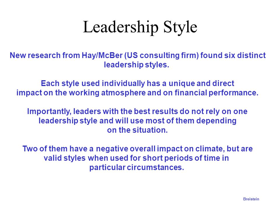 "Leadership Research ""The manager administers; the leader innovates The manager maintains; the leaders develops The manager focuses on systems and stru"