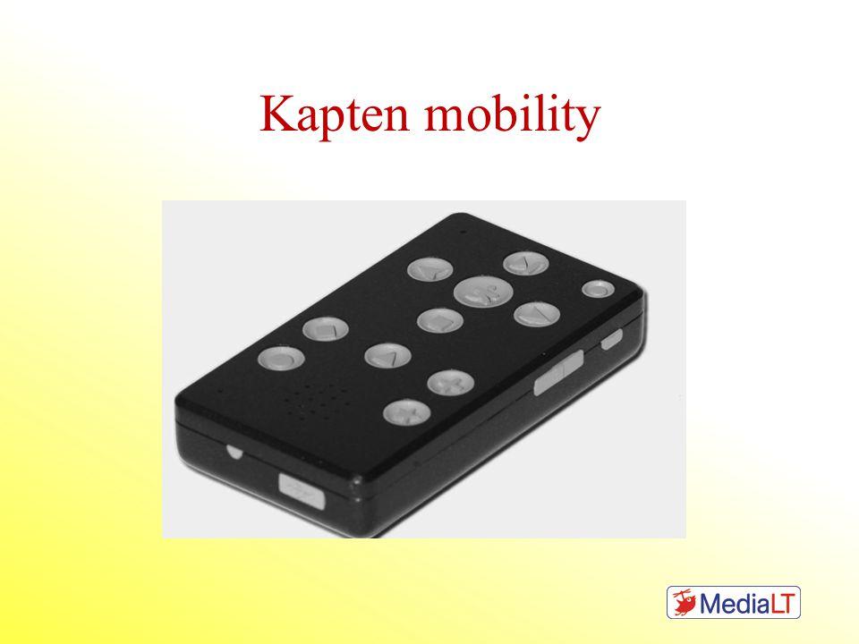 Kapten mobility
