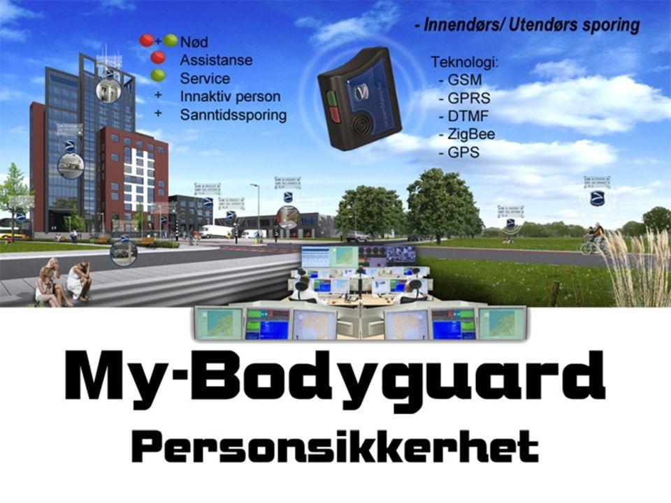 Personsikkerhet Personer har behov for trygghet i en nødsituasjon.