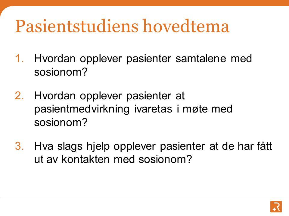 FOU- Nettverk i Helse Sør-Øst FoU Nettverk Sør-Øst AkerUllevålAhus Diakon- hjemmet Asker og Bærum RR HF