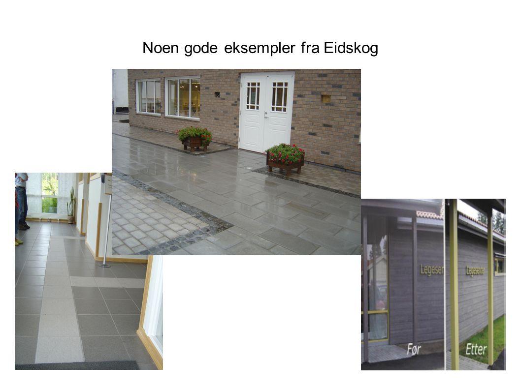 Noen gode eksempler fra Eidskog