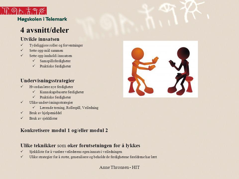 Forventet resultat Siden PYC er et evidensbasert foreldreveiledningsprogram med manualer for gjennomføring, er vårt forventede resultat av dette prosjektet – forutsatt finansiering - at vi ved gjennomført prosjekt; •Har et foreldreveiledningsprogram (PYC) som er oversatt til norsk språk og kultur.