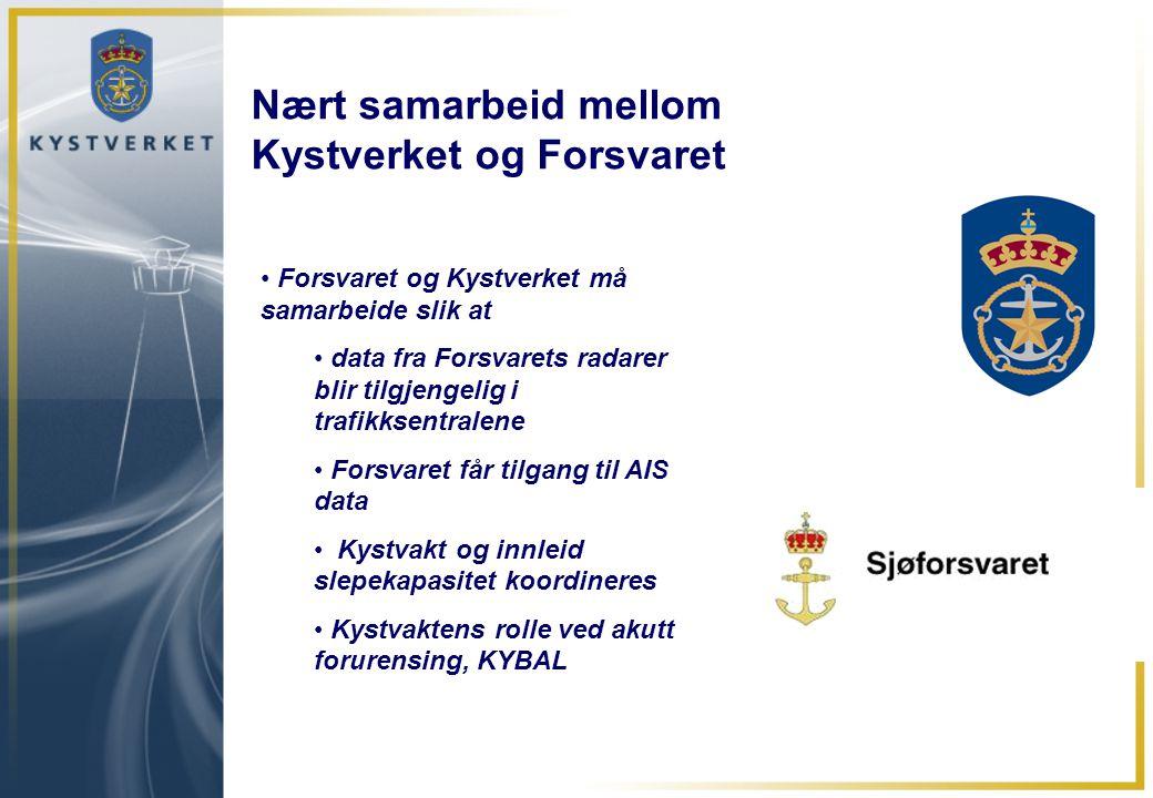 Regulerer, legger til rette og forebygger Sjøfartsdirektoratet sjøens biltilsyn - Godkjenner skip og mannskapenes sertifikater (Kystverket utsteder farledsbevis) - Representerer Norge i IMO og EMSA - Inspeksjon m m Sjøfartsdirektoratet og Kystverket møtes 2 ganger årlig på direktørnivå.