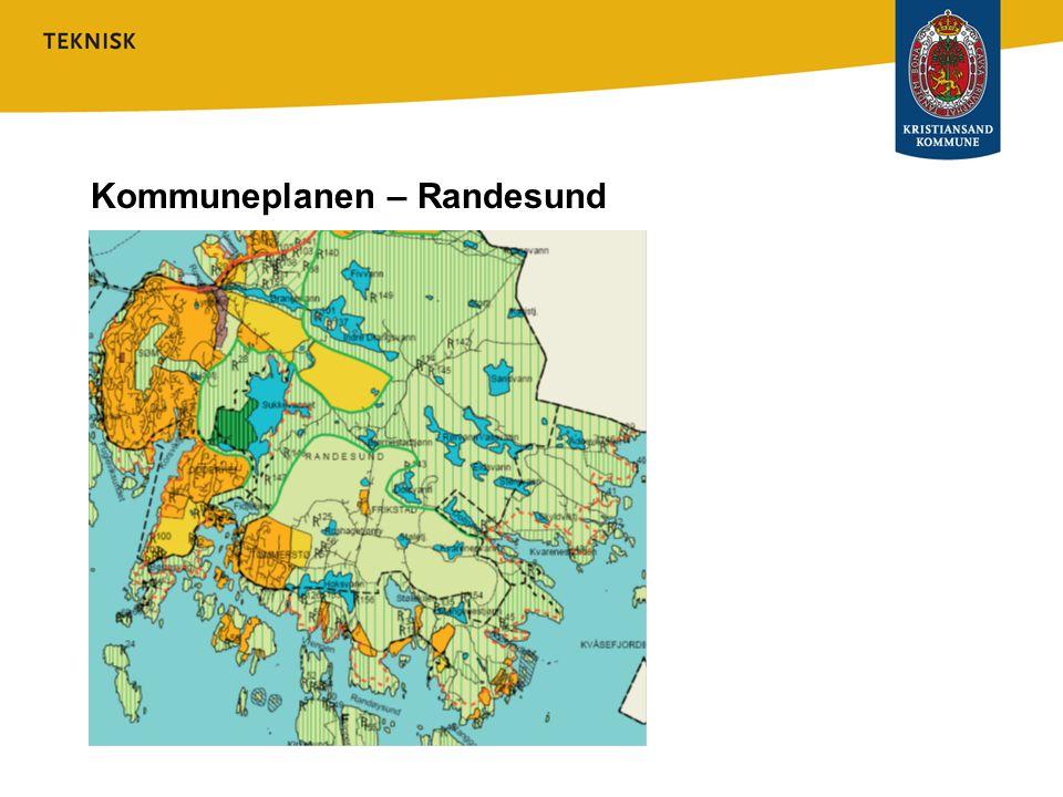 Kommuneplanen – Randesund