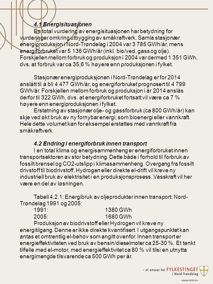 Befolkningsutvikling Nord-Trøndelag.Befolkningsutvikling 1990-2008.
