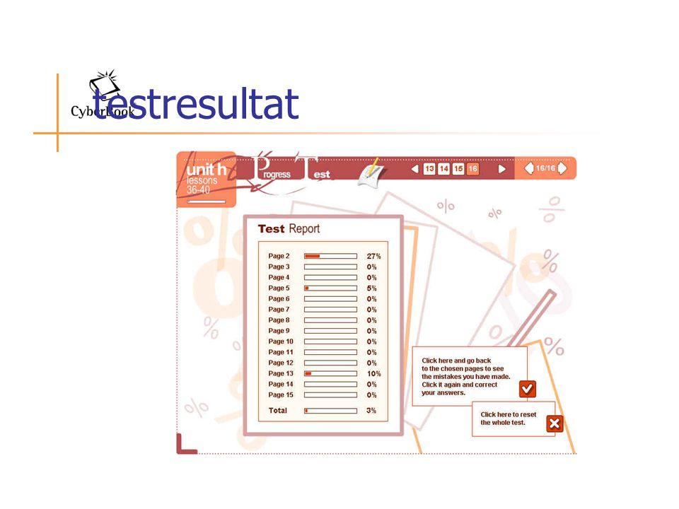 testresultat