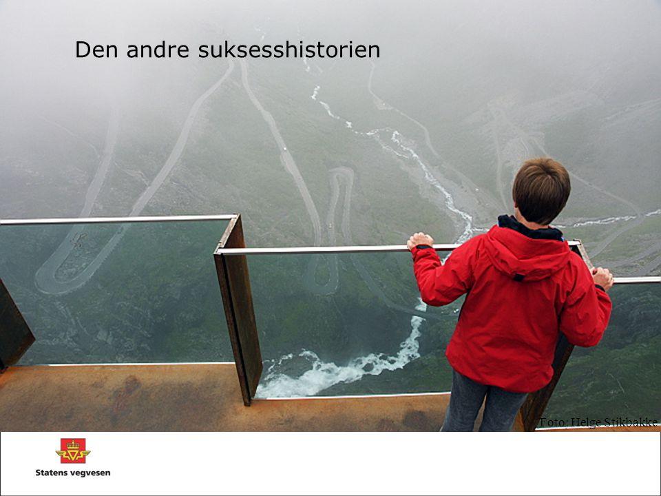 Den andre suksesshistorien Foto: Helge Stikbakke