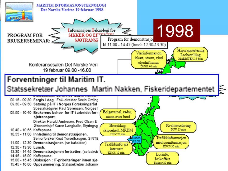 28. februar – 1. mars 1998