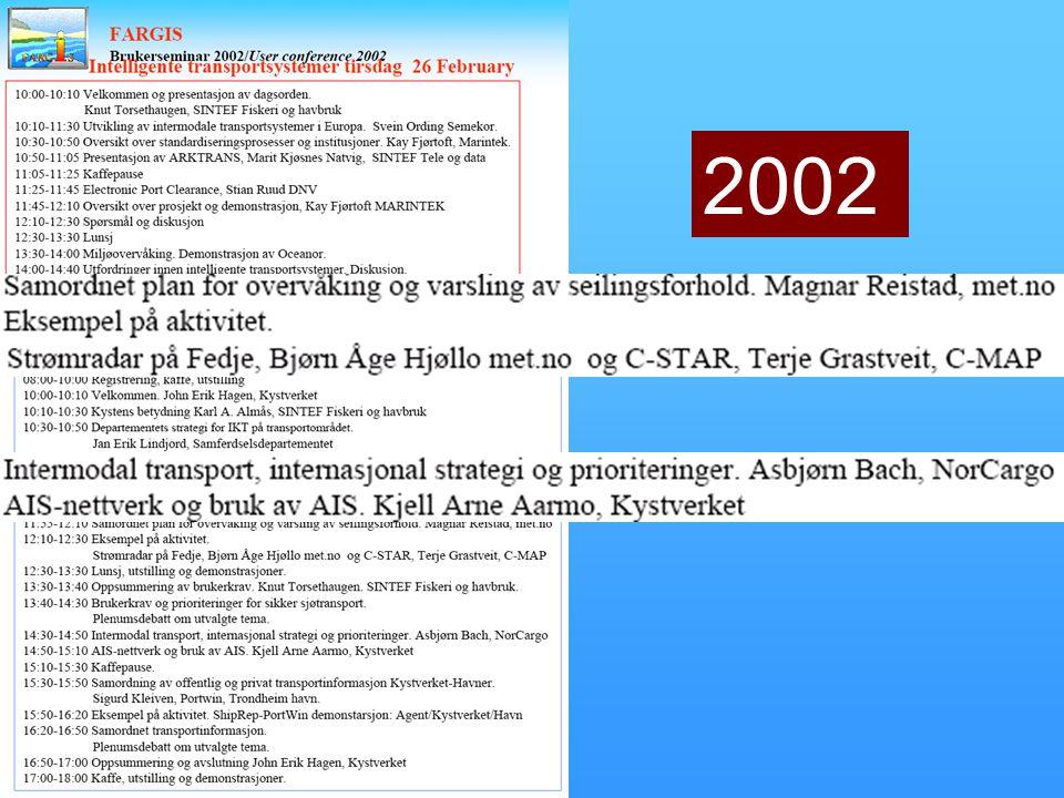 28. februar – 1. mars 2002