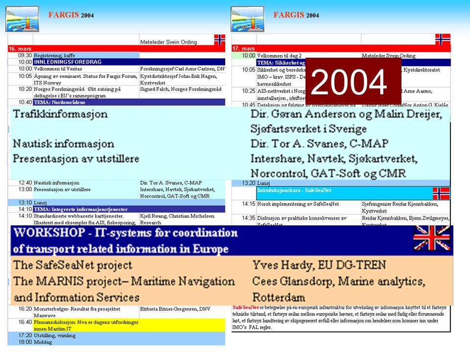 28. februar – 1. mars 2004