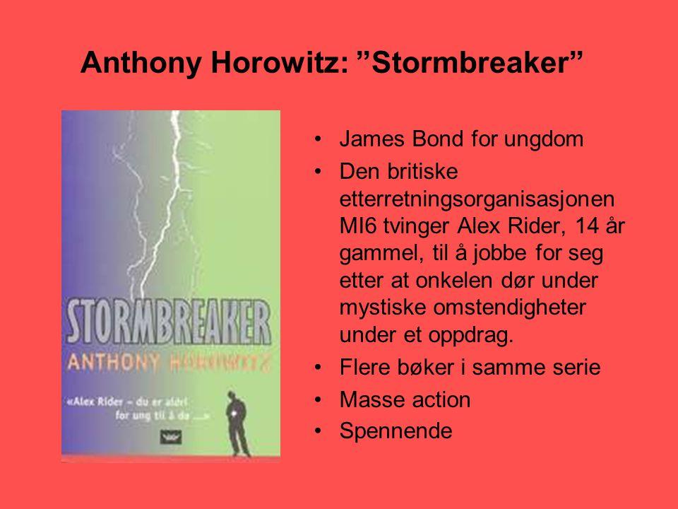 John Boyne: Gutten i den stripete pyjamasen •Handlingen i boka er lagt til Tyskland under den 2.