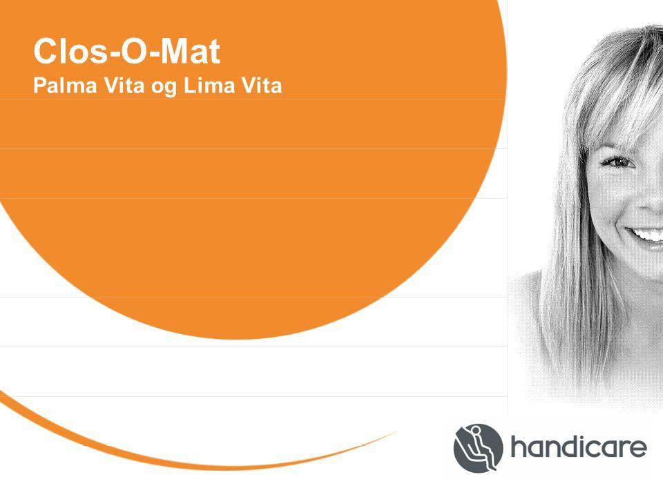 •Lang erfaring Clos-O-Mat toalett med innebygd spyl og tørkefunksjon har vært på markedet siden 1957 og har gjennom årene blitt utviklet med klare mål i siktet - enkelhet, slitestyrke og kvalitet.