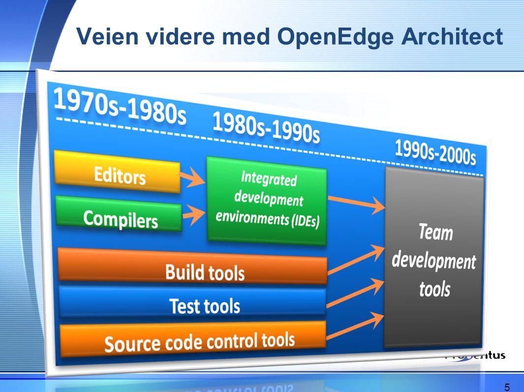 Veien videre med OpenEdge Architect 5