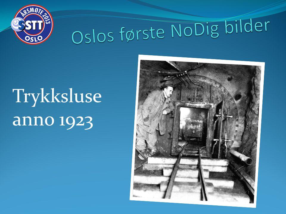 Trykksluse anno 1923