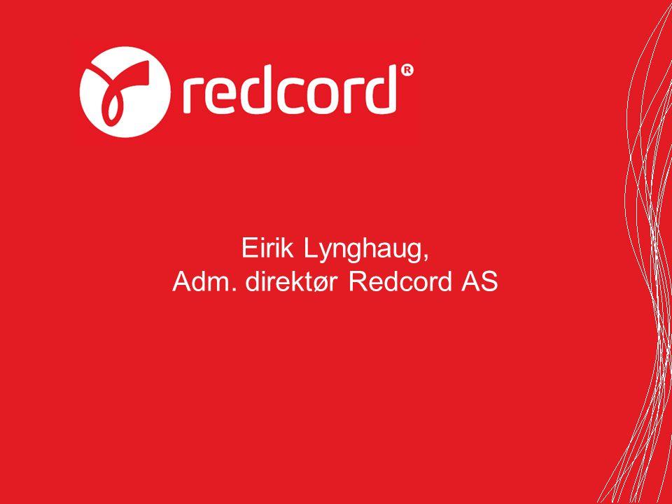 Hva leverer Redcord?