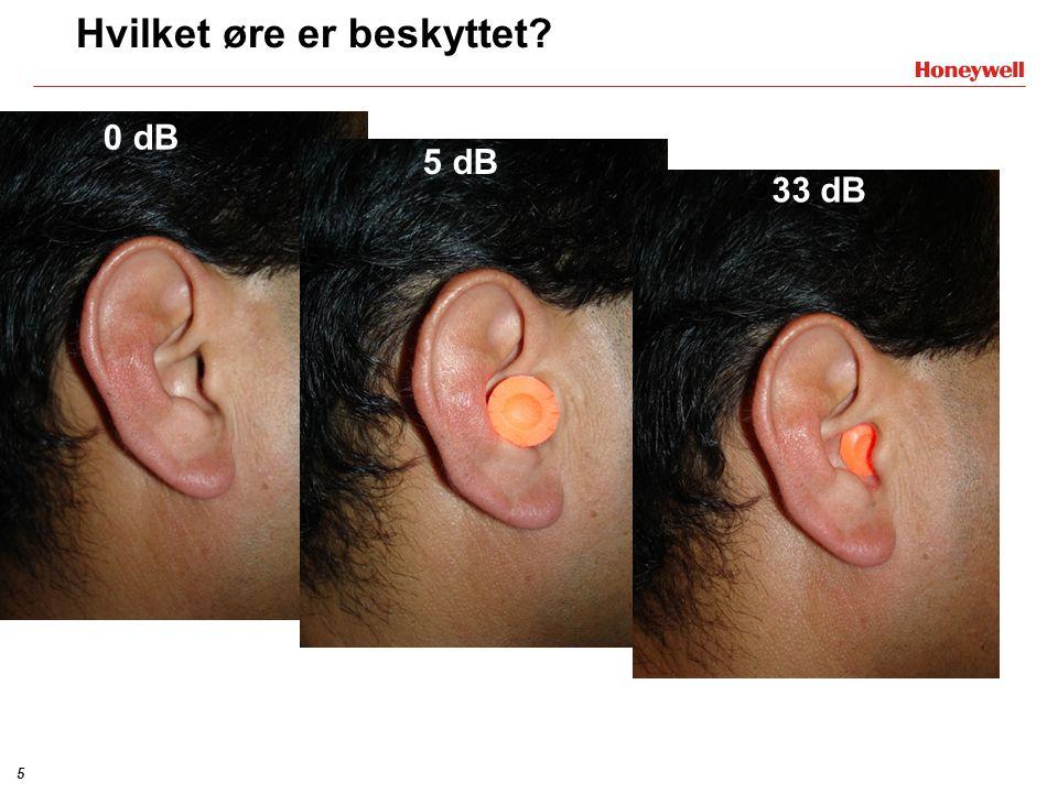 4 Noen ganger er hørselvern vanskelig...