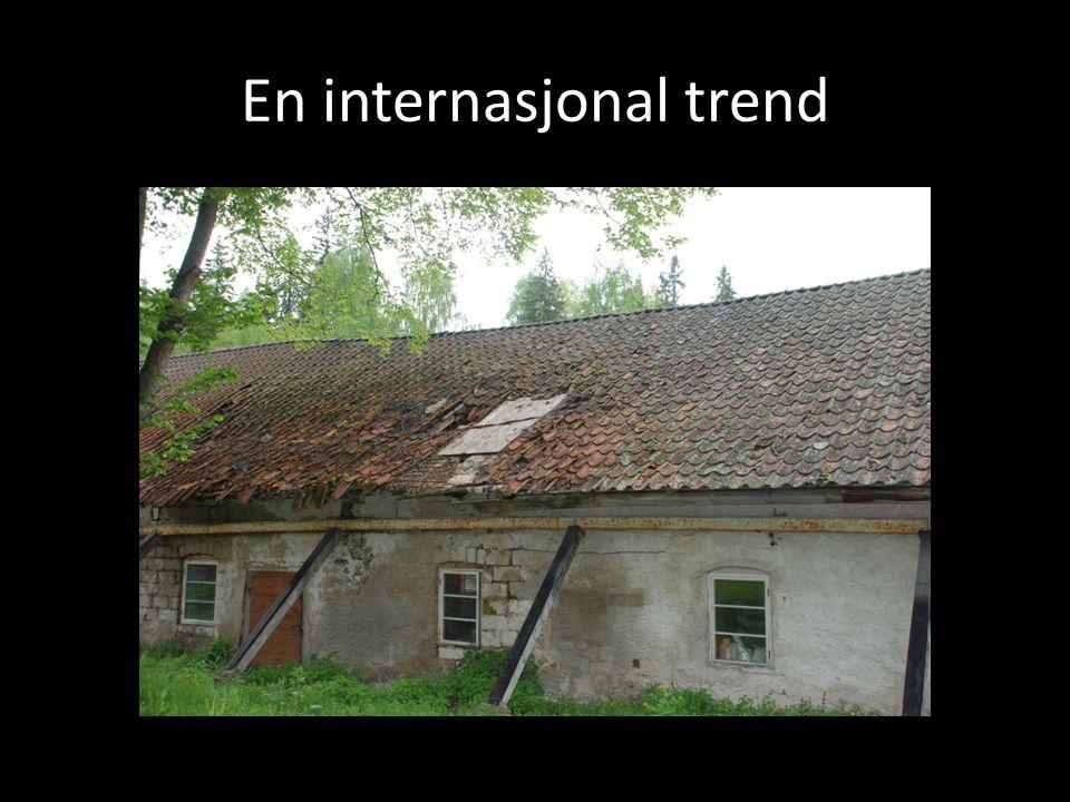 En internasjonal trend