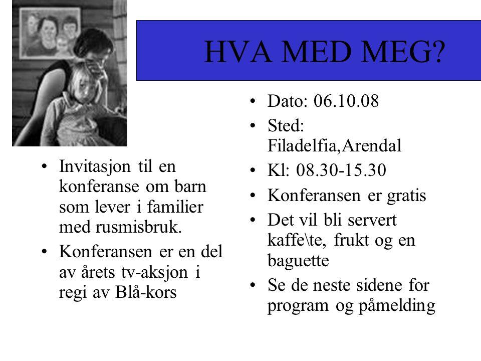 Program for dagen 08.30-09.00 Registrering og kaffe\te 09.00-0915 Åpning v\ ordfører Torill R.