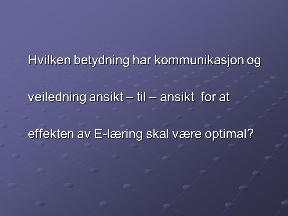 ….MANGLER TRYGGHET OG TILLIT, HJELPER DETIKKE HVOR MYE DU PRØVER… ( Randi 35) 3 kjennetegn som garanterer en god relasjon: Tillit - vi vil hverandre godt Trygghet – vi kan være åpne mot hverandre og gi ærlige tilbakemeldinger Trivsel – vi trives i hverandres selskap, og liker å jobbe sammen ( Jan Spurkeland:1998 ) ( Jan Spurkeland:1998 )