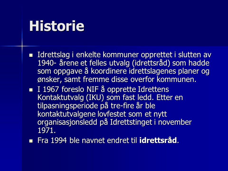 Historie  Stavanger opprettet IKU 1.februar 1969  2002: Ansatte daglig leder.