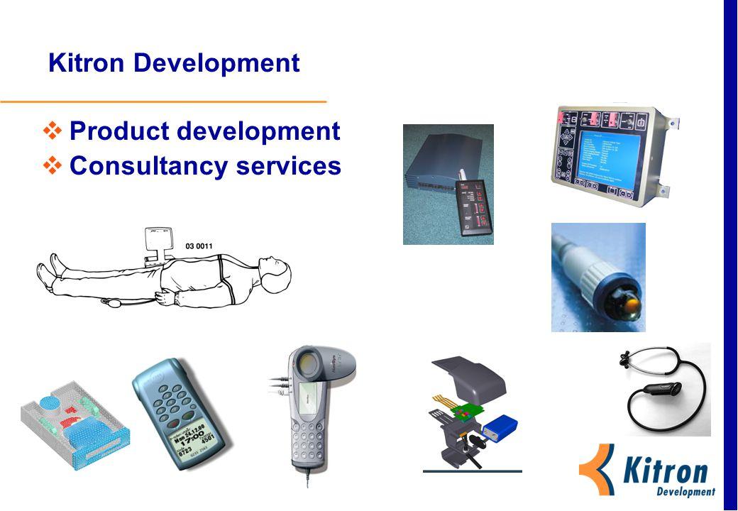 Kitron Development  Product development  Consultancy services