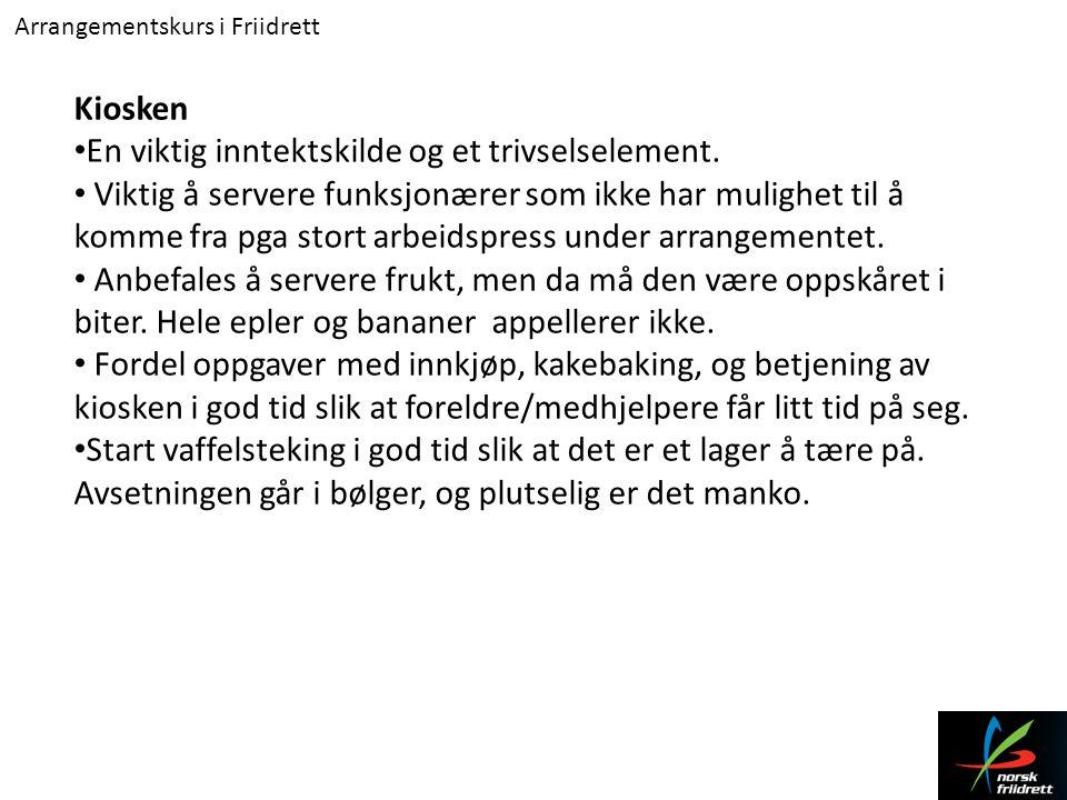 Arrangementskurs i Friidrett Tidtaking Elektronisk tidtaking blir gjennomgått av Kjell.