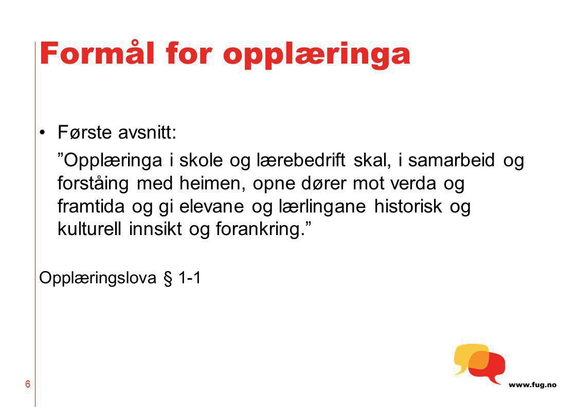 Foreldremøter § 20-3.