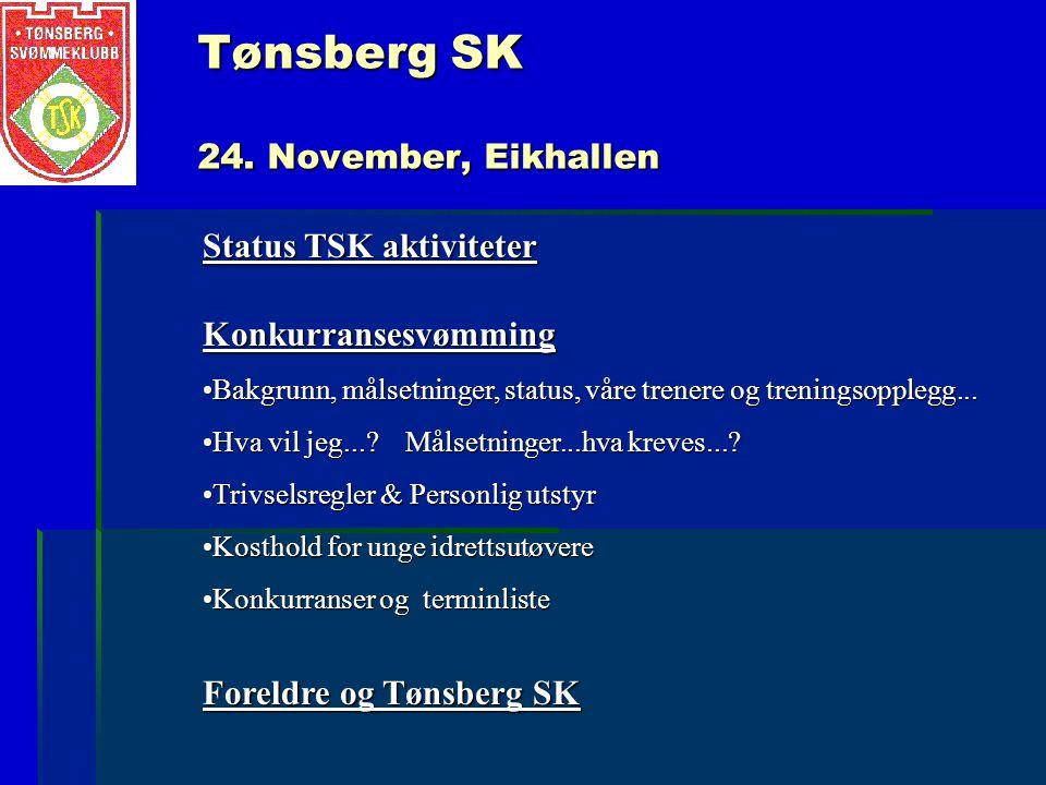 Tønsberg SK 24.
