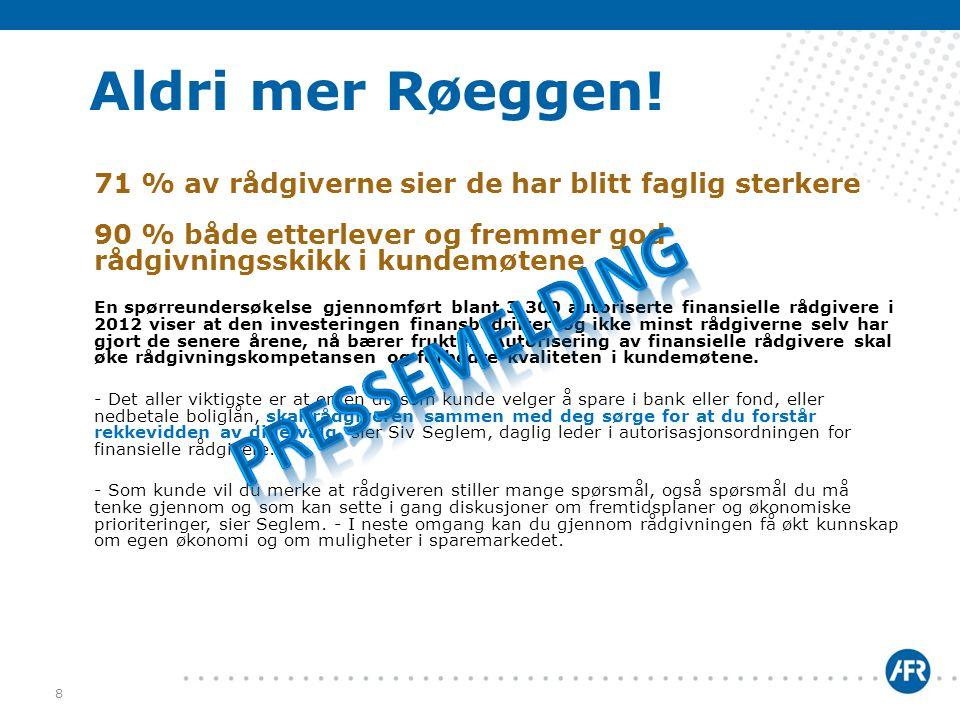 Årsrapport 2012 9 31.desember 200931. desember 201031.