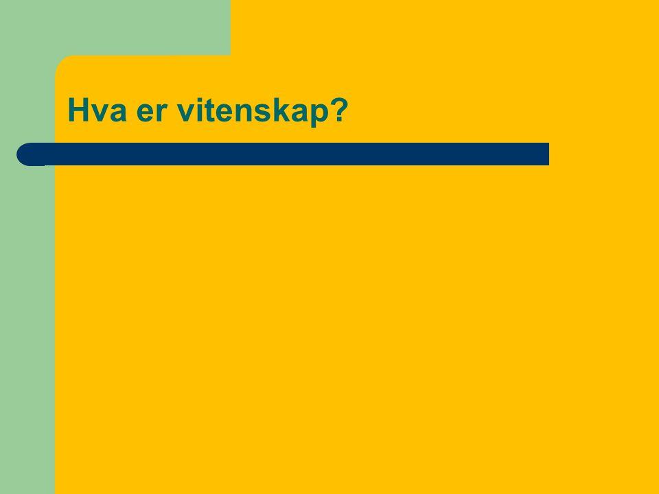 Forskningsetikk  Strenge etiske retningslinjer for forskning og registrering av personinformasjon  Regional etisk komite  Se: – http://www.etikkom.no – http://www.datatilsynet.no/ http://www.datatilsynet.no/