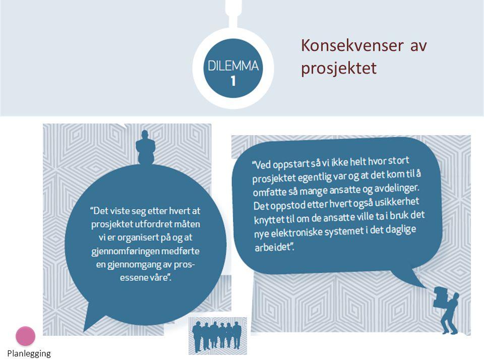 Refleksjon 4 DatoDirektoratet for forvaltning og IKT 1.I hvilken grad er disse problemstillingene relevante for det prosjektet dere planlegger.