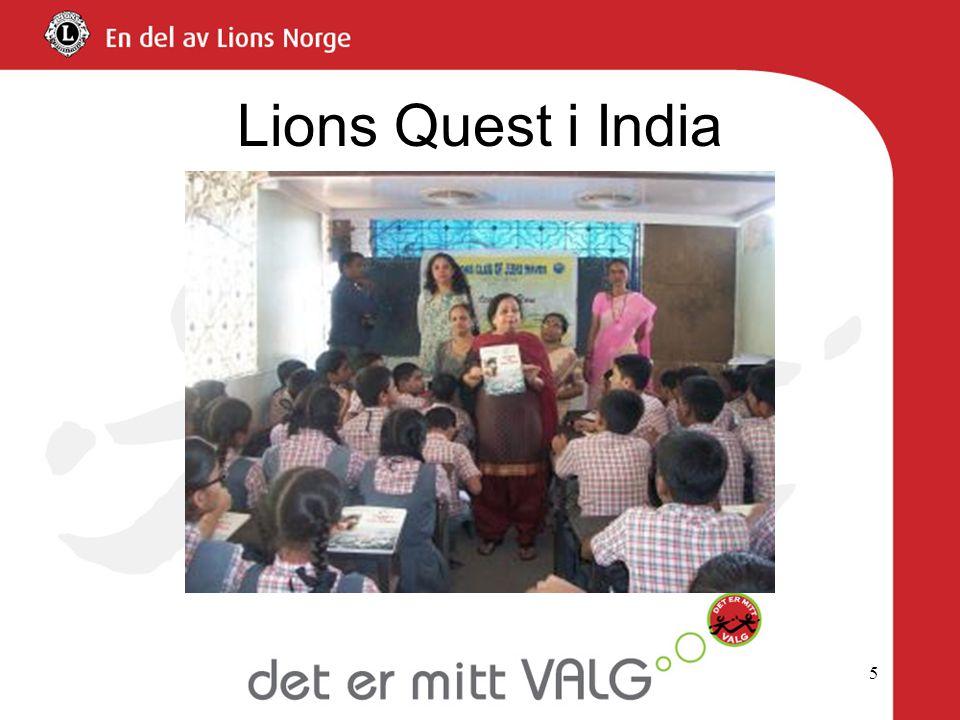 Lions Quest i India 5